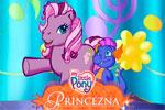 Прогулка принцессы пони
